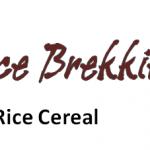 Rice Brekkies