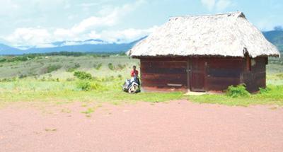 The community of Hiowa, Region Nine